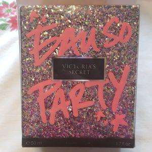 Nib Victoria's Secret Limited Edition Eau So Party